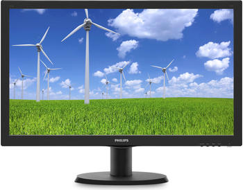 "Philips S-line 243S5LDAB - LED-Monitor - 61 cm (23.6"" Zoll), 16:9, 1 ms"
