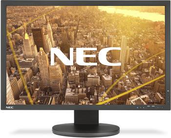 "NEC MultiSync PA243W 24"" inch Monitor Zwart"