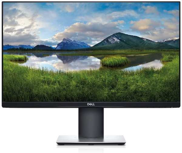 Dell P2419H mit Standfuß