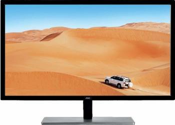 AOC Q3279VWFD8 LED-Monitor schwarz/silber, HDMI, VGA, AMD FreeSync)