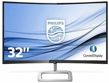 Philips E Line Geschwungener LCD-Monitor mit Ultra Wide Color 328E9FJAB/00