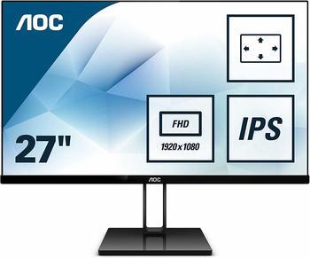aoc-27v2q-27zoll-full-hd-led-flach-schwarz-computerbildschirm