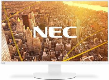 NEC MultiSync EA271F 27Zoll Full HD LED Flach Weiß Computerbildschirm
