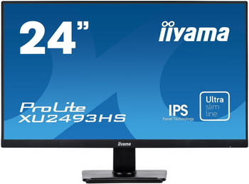 Iiyama XU2493HS-B1 LED-Monitor (VGA, HDMI, DisplayPort,