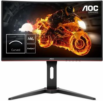aoc-c27g1-27zoll-full-hd-led-gebogen-schwarz-computerbildschirm-led-display