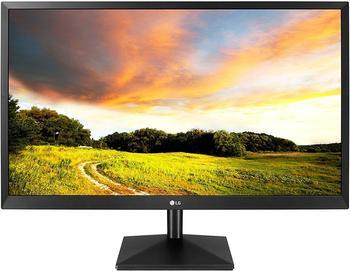 LG 27MK400H-B 27Zoll Full HD LCD Matt Flach Schwarz Computerbildschirm