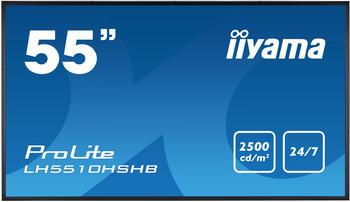 Iiyama LH5510HSHB-B1 55IN IPS M+ PANE