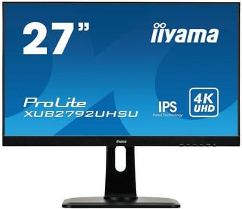 iiyama-xub2792uhsu-b1-led-monitor-27-zoll-ips-panel-technologie-edge-to-edge-monitor-mit-4k-ultra-hd-flach-matt-schwarz
