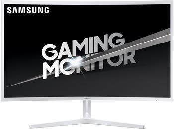 Samsung C32JG51FDU LED display 80 cm (31.5 Zoll) Full HD LCD Gebogen Weiß