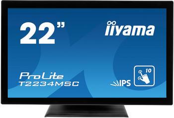 "Iiyama ProLite TF2234MC-B6X LED-Monitor 55.9 cm (21,5"") Zoll) 1920 x 1080 Pixel schwarz"