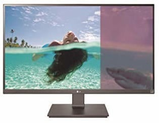LG 27UK670-B Computerbildschirm 68, 6 cm (27 Zoll) 4K Ultra HD LED flach - Computerbildschirme (68, 6 cm (27 Zoll), 3840 x 2160 Pixel, 4K Ultra HD, LED, 5 ms, Anthrazit)