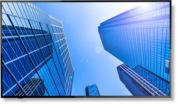 NEC MultiSync E507Q 125,7 cm (49.5 Zoll) LED 4K Ultra HD Digital Signage flat panel Schwarz