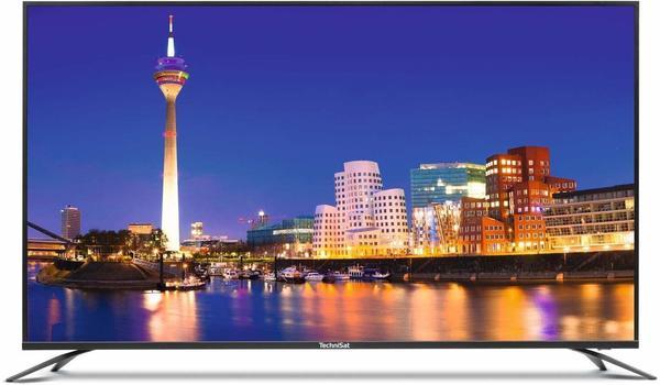 TechniSat Monitorline UHD 55 139 cm 55 Zoll) UHD 4K Fernseher/Monitor (HDR10, Eco, 3x HDMI)