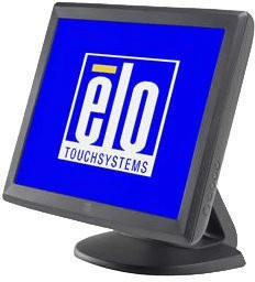 "Elo Touchsystems 1515L IntelliTouch 15"" dunkelgrau"