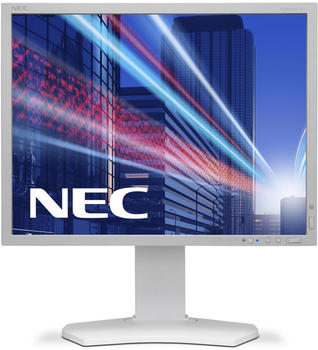 NEC MultiSync P212 weiß