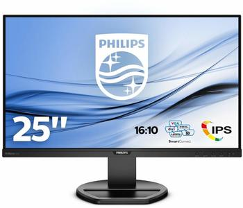 philips-computerbildschirm-63-5-cm-25-zoll-wuxga-led-flach-schwarz
