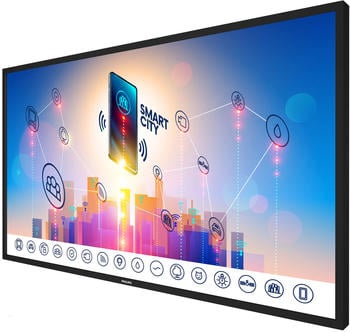 Philips 86BDL3012T/00 Signage-Display 2,17 m (85.6 Zoll) 4K Ultra HD Touchscreen Schwarz