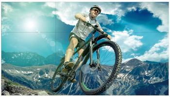 LG Signage-Display 139,7 cm (55 Zoll) LED Full HD Digital Beschilderung Flachbildschirm Schwarz