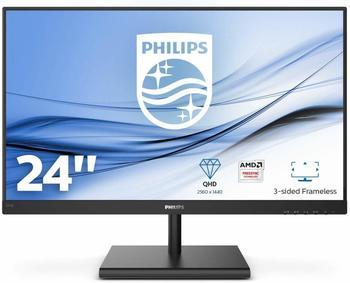 philips-245e1s-00-led-display-60-5-cm-238-zoll-2k-ultra-hd-lcd-flach-schwarz