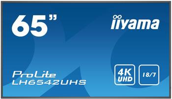 iiyama-prolite-lh6542uhs-b1-digital-signage-display-eek-b-a-d-164cm-65-zoll-3840-x-2160-pixe