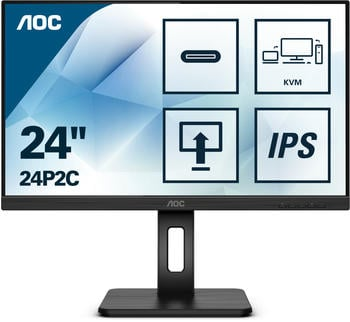 aoc-24p2c-led-display-60-5-cm-238-zoll-1920-x-1080-pixel-full-hd-schwarz