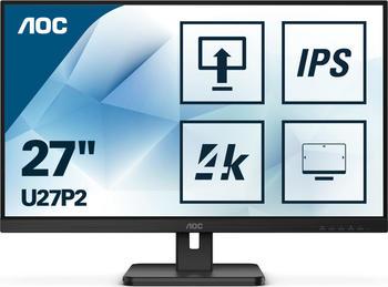 aoc-u27p2-led-display-68-6-cm-27-zoll-3840-x-2160-pixel-4k-ultra-hd-schwarz