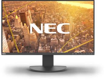 NEC MultiSync EA272F Schwarz