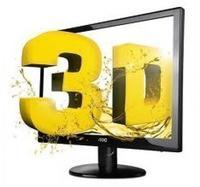 3D-Monitore mit Shutter- und Polfilterbrillen