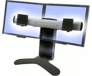 Ergotron LX Lift Stand für 2 Monitore (33-299-195)
