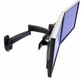 Ergotron 200 Series Dual Monitor Arm (45-231-200)