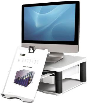 Fellowes Monitor Stand Plus (91713-70) platin