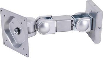 Dataflex 51463 ViewMate Montagelösungen Erweiterte Wandbefestigung 4 Drehpunkte