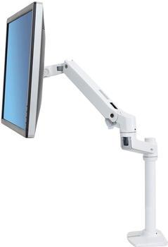 Ergotron LX Arm Monitor Halterung mit Tischklemme weiß (45-537-216)
