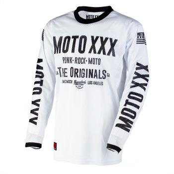 O'Neal Moto XXX Vented Original weiß