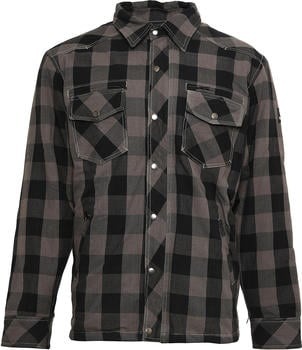 Bores Lumberjack grey/black