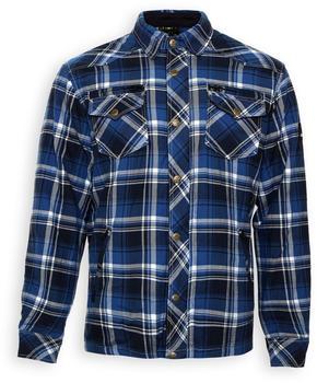 Bores Lumberjack blue/ white