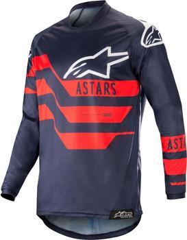 Alpinestars Racer S19 Flagship Jersey blu navy