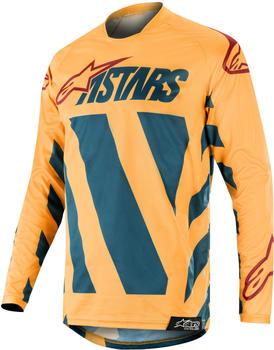 Alpinestars Racer Braap Jersey 2019 yellow/blue