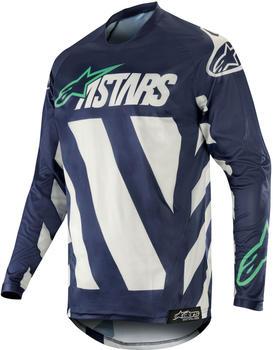 Alpinestars Racer Braap Jersey 2019 blue/grey
