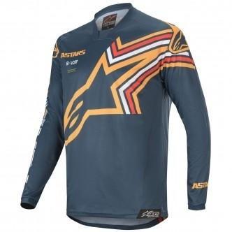 Alpinestars Racer Braap 2020 navy/orange