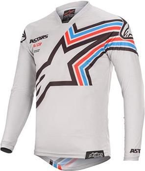 Alpinestars Racer Braap 2020 light grey black