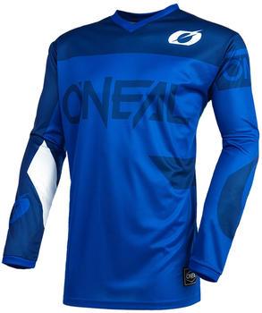 oneal-element-racewear-motocross-jersey-blau