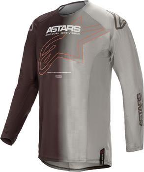 Alpinestars 2021 Techstar Phantom Black/Silver