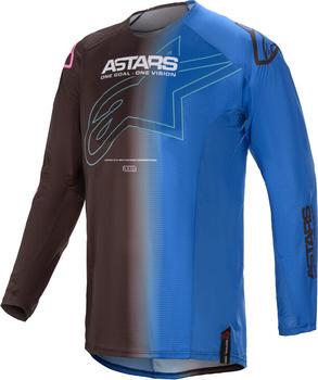 Alpinestars 2021 Techstar Phantom Black/Blue