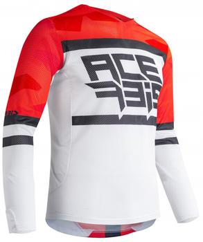 Acerbis Helios Red/White