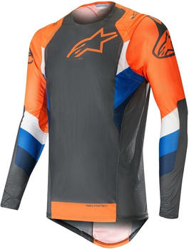Alpinestars MX Supertech Grey/Orange