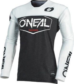 O'Neal Mayhem Jersey Hexx Black/White