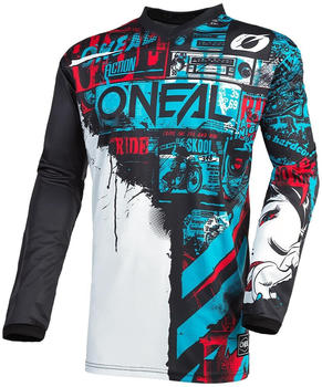 O'Neal Element Youth Jersey Ride Black/Blue
