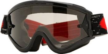 Oakley MX L FRAME Sand black/clear