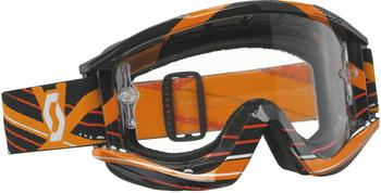 Scott RecoilXi Pro grid lock Black/Orange